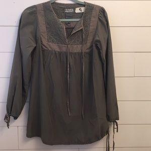 Da-Nang Silk Tunic